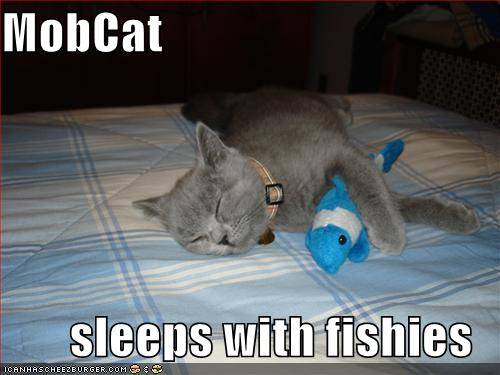 Sleep With Fishes